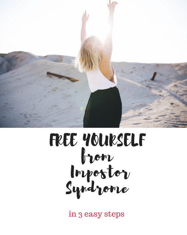 Free from Impostor Syndrome