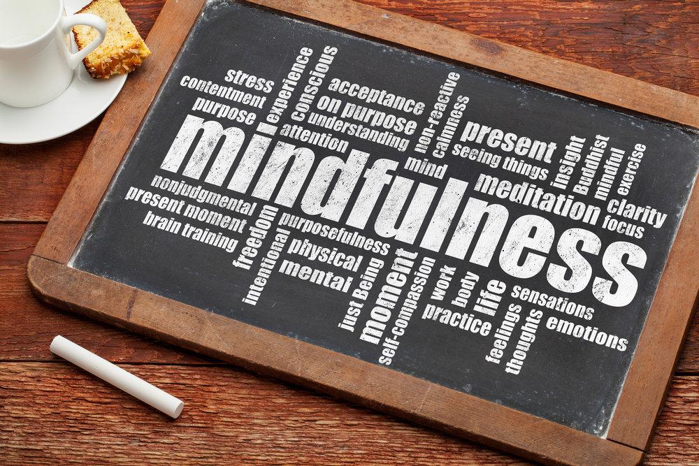 Mindfulness-Mindfulness Meditation-Anxiety-Stress
