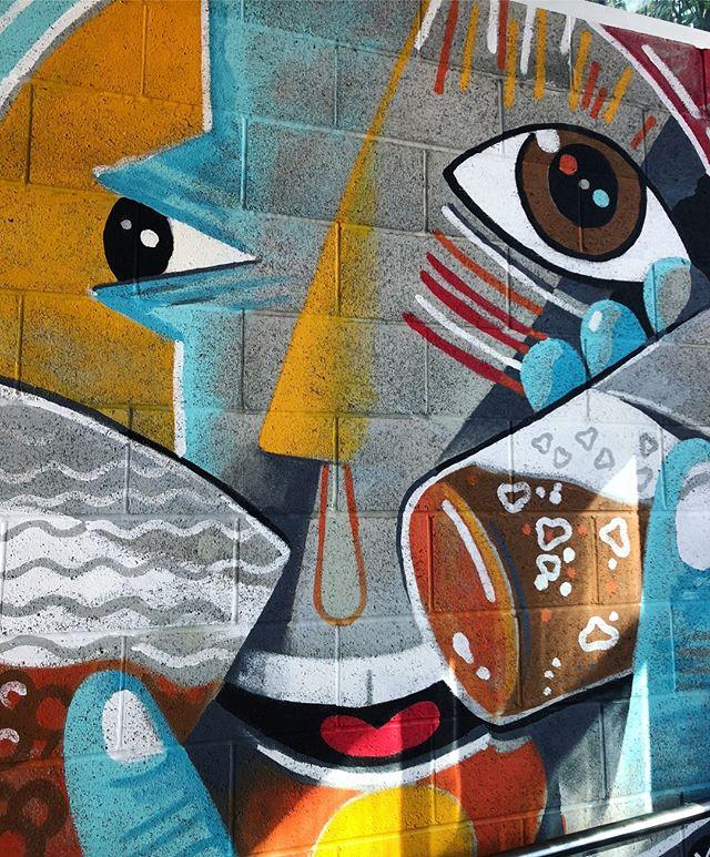 Let's be real, we've all made this face before 🤪🍺 . . . . . #triplerockbrewing #triplerockbeer #brewpub #brewery #berkeleybrewed #berkeleybeer #craftbeer #mural #RichterRoom #beerholder #berkeley #downtownberkeley #art #wonkyeye #toomanydrinks #beerstagram #craftbeerstagram #nigelsussman #muralist #fridayfeels #fridaynight #tgif #friday