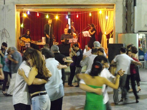Club de Barrio - Buenos Aires