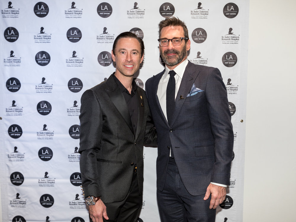 Scott Diament + Jon Hamm