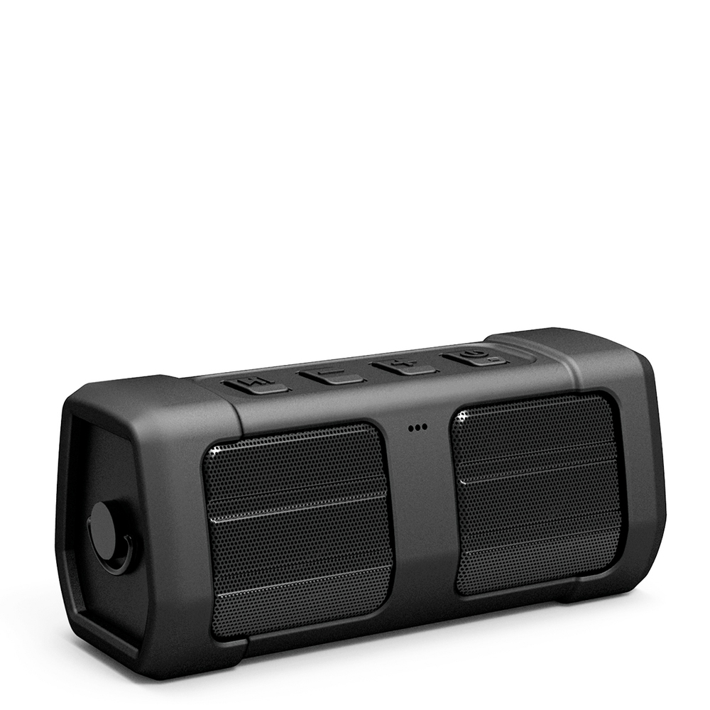 Titus Audio PowerBoom bluetooth speakers