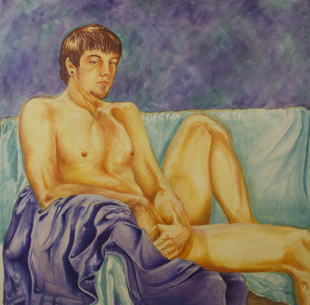 Chris in Pastel_40x40_Oil on Canvas.jpeg