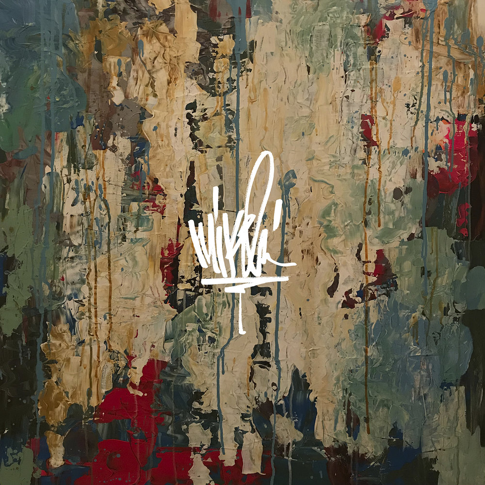 Mike Shinoda - Post Traumatic.jpg