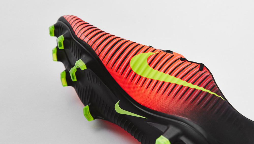 Nike's new and improved stud configuration has proved popular already!