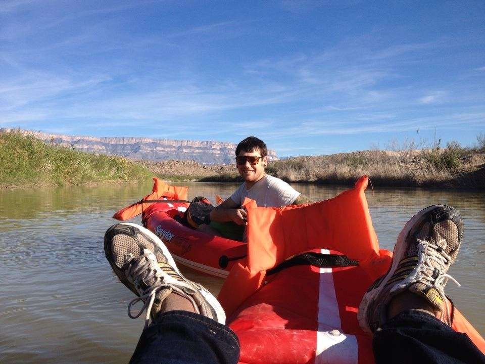 Down the Rio Grande