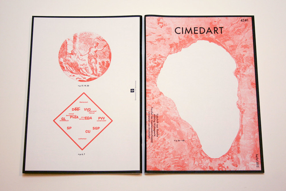 Cimedart. Magazine for philosophy