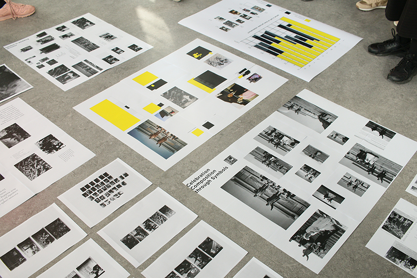 International History Book workshop at Design Academy