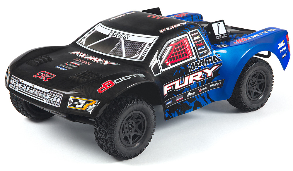 Copy of Arrma Fury Mega