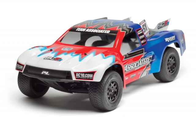 Team Associated, RC10 SC5M 2wd