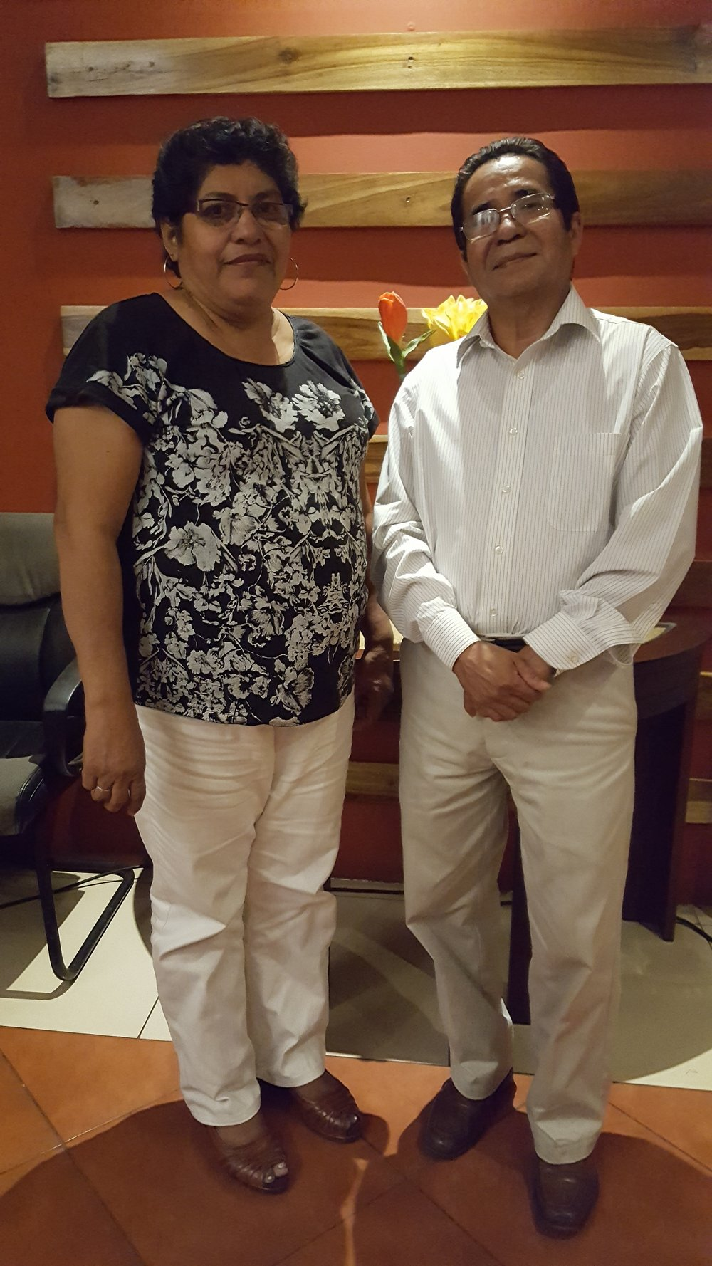 Lic. Norma Belladira Vanegas Bojorque   Administrative and Finance Commitee