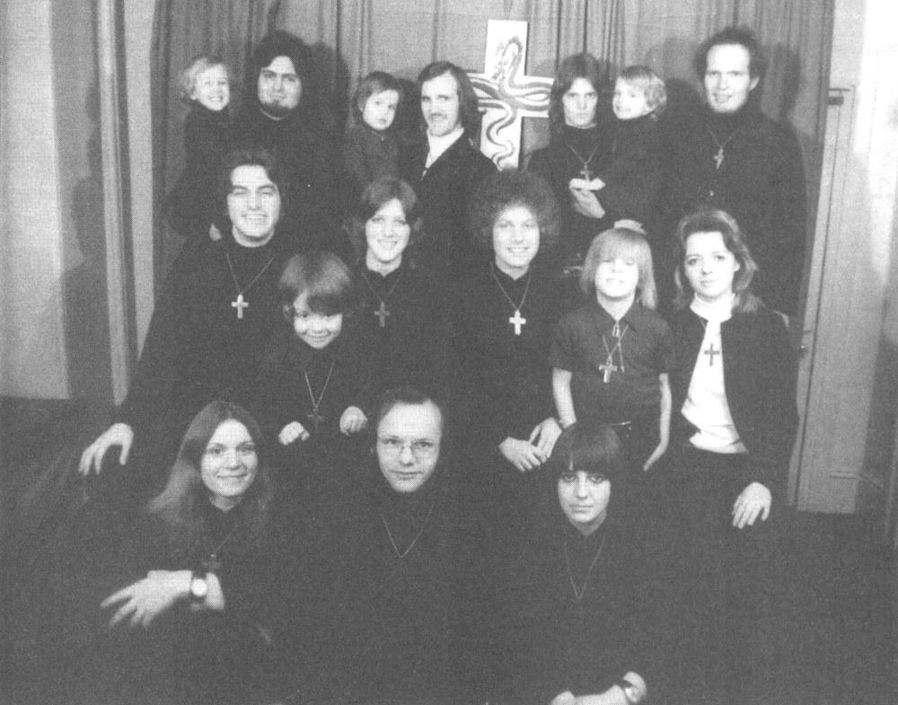 Miembros de El Proceso