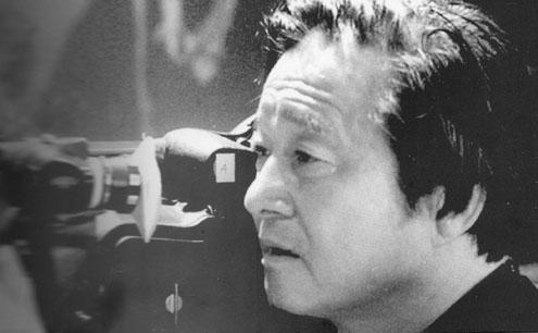 El director Shin Sang-ok Shin