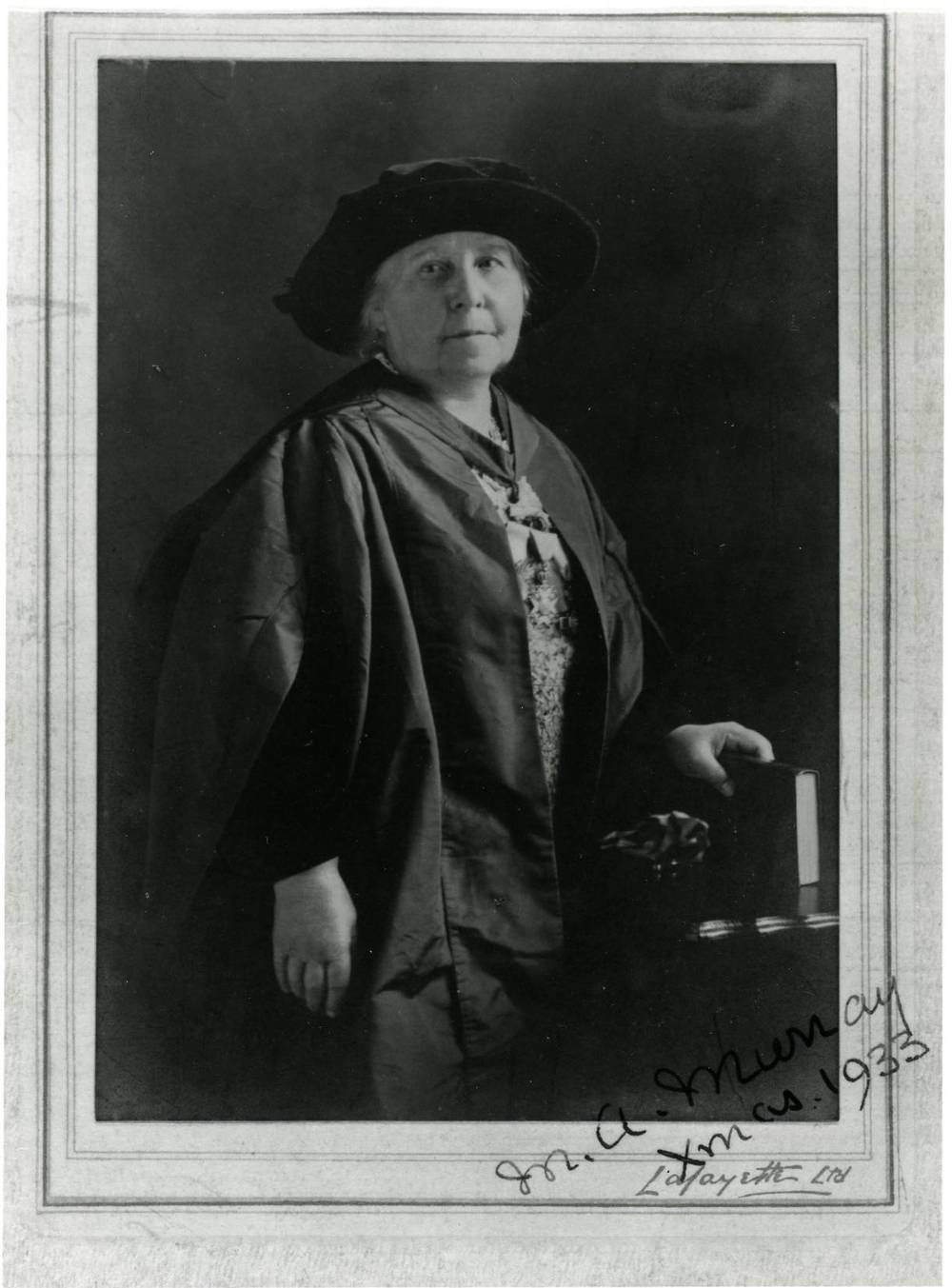 Margaret Murray en 1933