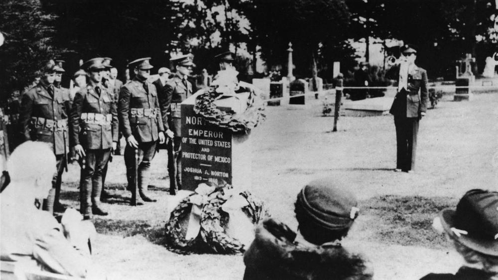Acto ceremonial en su memoria (1934)