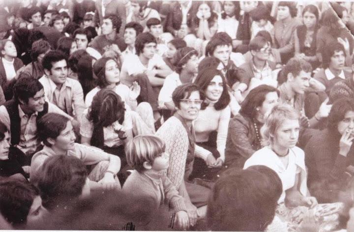 Público del Festival de Moya