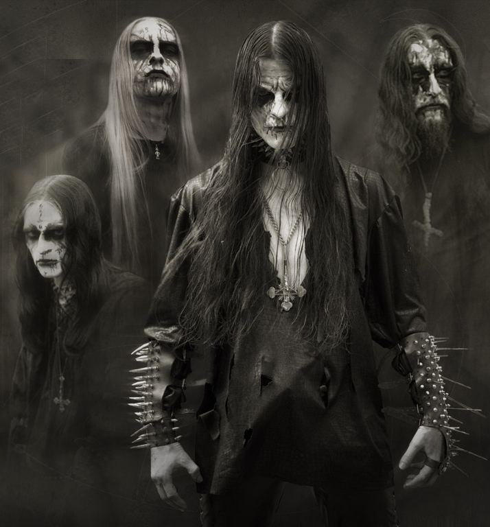 La banda clásica de black metal, Gorgoroth