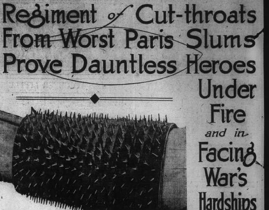 The Washington Post, 13 de diciembre de 1914