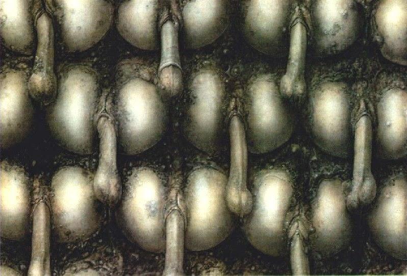 H. R. Giger y su «Work 219: Landscape XX» (también conocida como «Penis Landscape»)