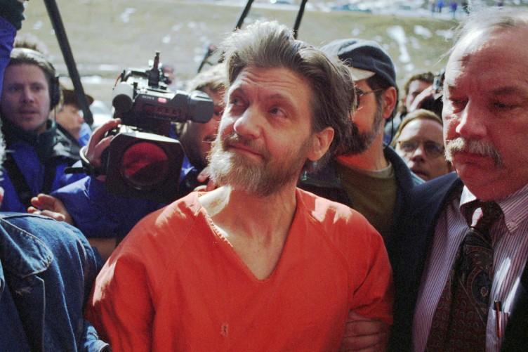 Unabomber entra en el juzgado