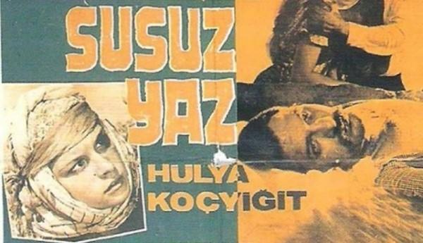 Susuz yaz , película de Metin Erksan que ganó el Oso de oro del Festival de Berlín en 1964