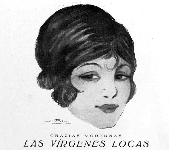 Artículo «Las vírgenes locas»,  La Esfera  (enero de 1916)