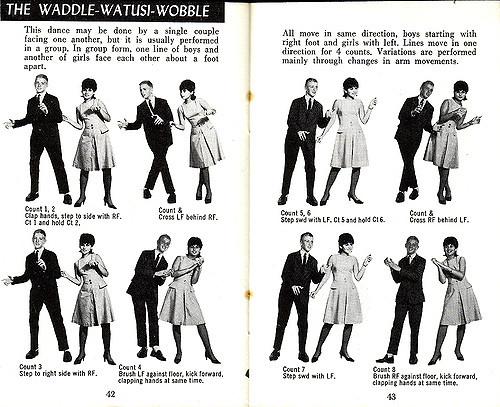 Instrucciones para bailar el watusi