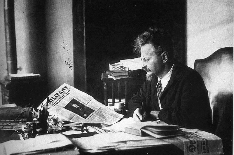 Trotski en 1931