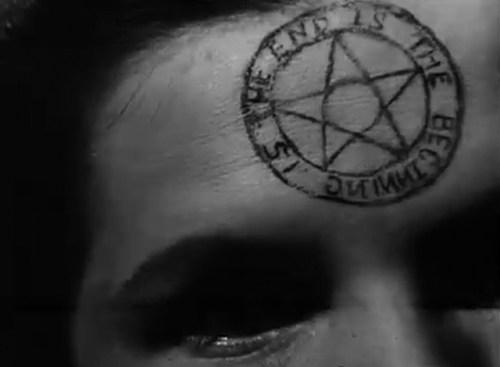 Mata Pajorita y el talismán en su frente