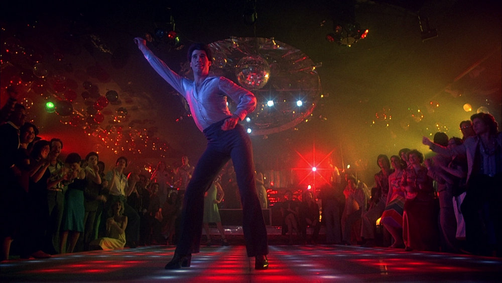 Fotograma de Saturday Night Fever
