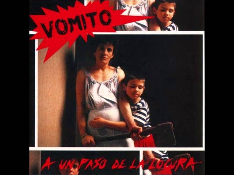 A un paso de la locura(Discos Suicidas, 1990)