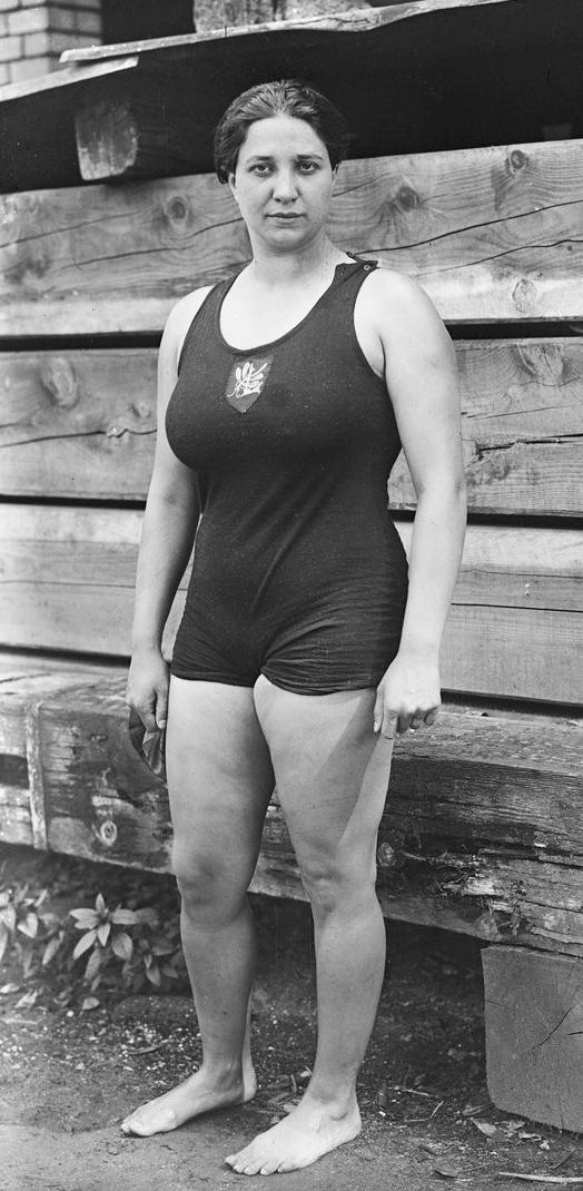La atleta Morris