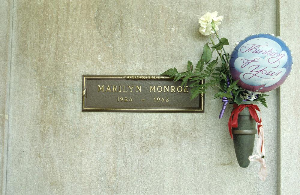 Tumba de Marilyn Monroe