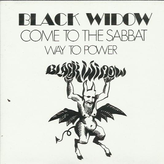 Single «Come to the sabbath» de Black Widow