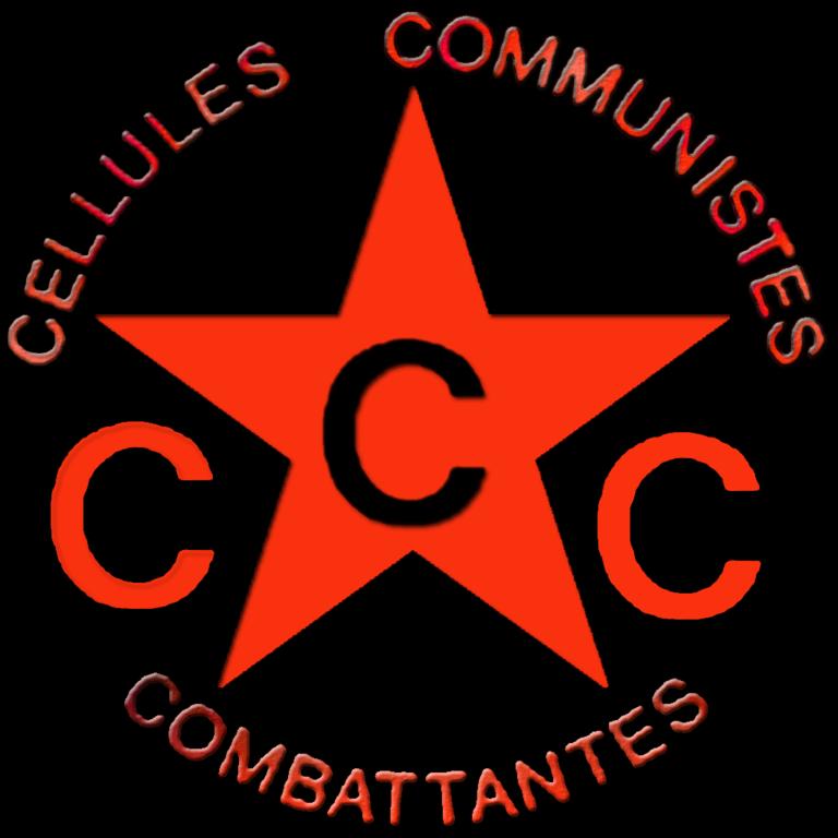 Logo de las Células Comunistas Combatientes