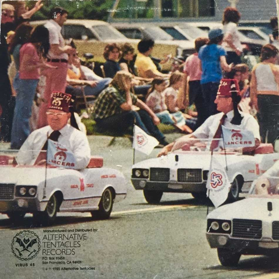 Frankenchrist  (Alternative Tentacles, 1985)