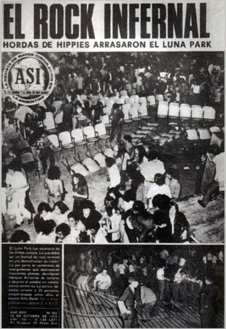 Portada de Así (24 de octubre de 1972)