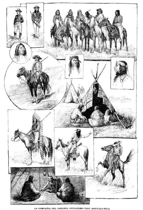 La Ilustración Ibérica  (11 de enero de 1890)