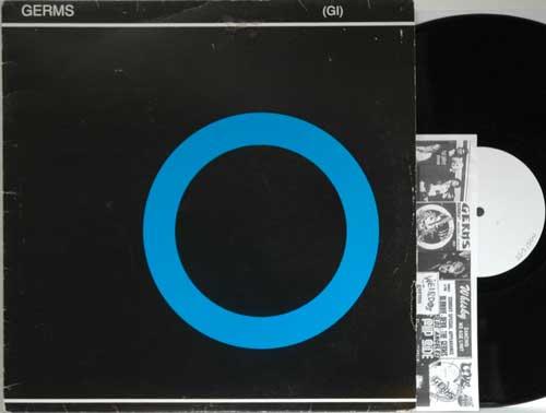 GI , primer y único álbum de Germs