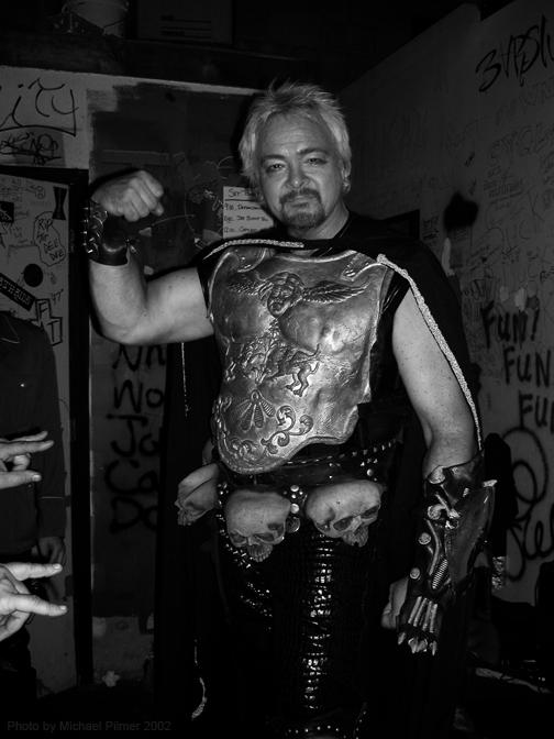 Reaparición de Thor en el 2002. Fotografía de Michael Pilmer