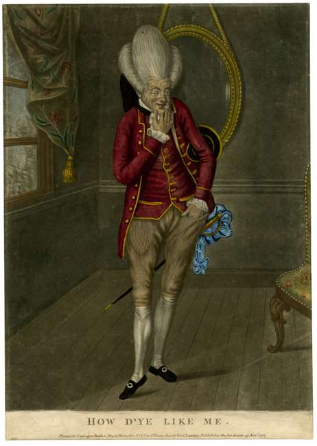 How d´ye like me  (1772)
