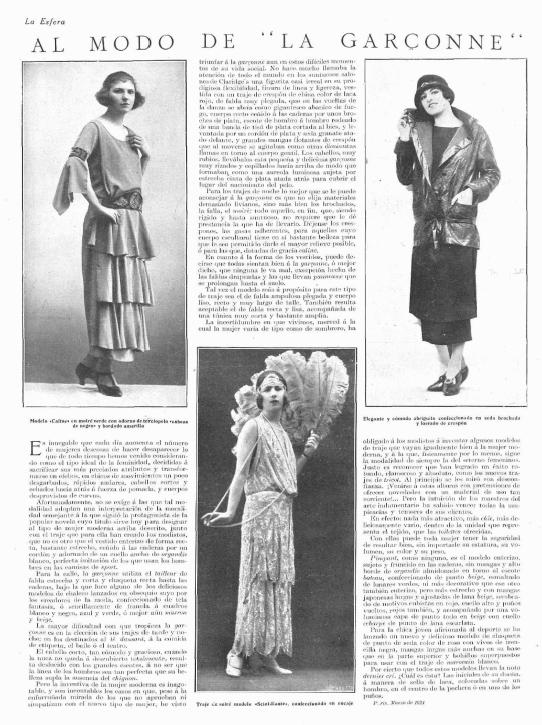 La Esfera (22 de marzo de 1924)