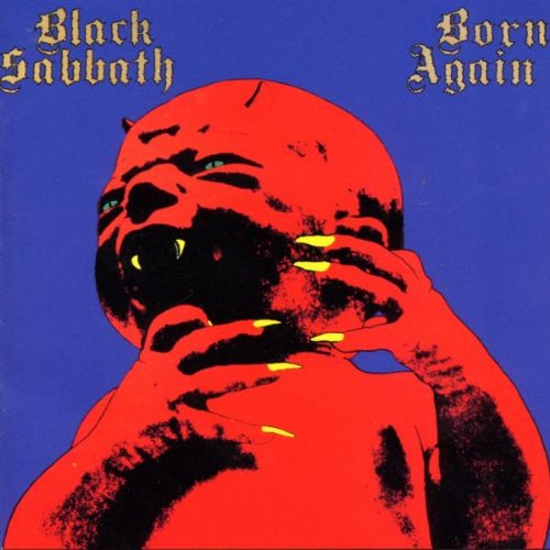 Black Sabbath, Born again (1983)