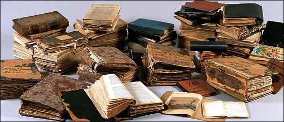 Manuscritos de Darger