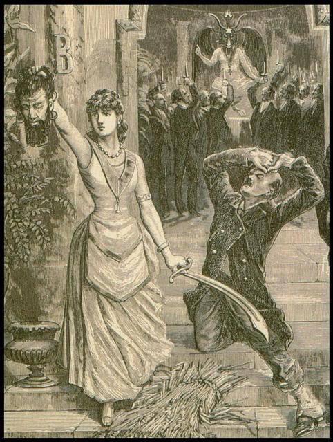 Taxil y los rituales masónicos