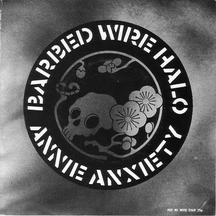 Single de Annie Anxiety para Crass Records