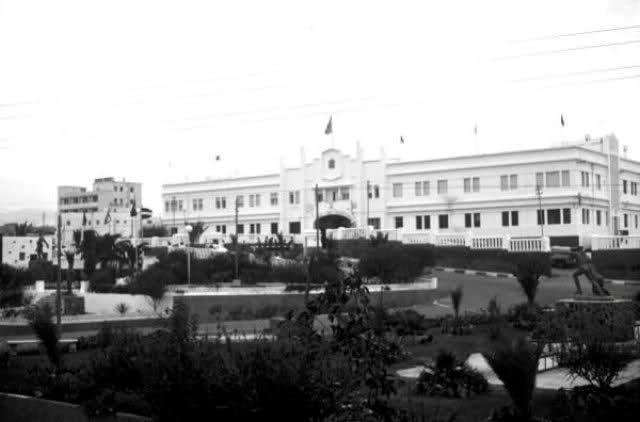 Instalaciones de la Legión en Puerto del Rosario