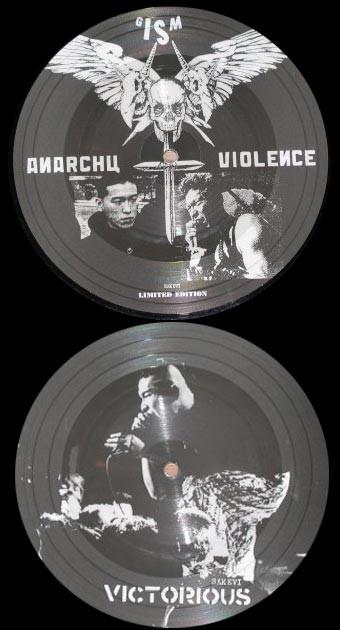 G.I.S.M. Anarchy Violence (1983)