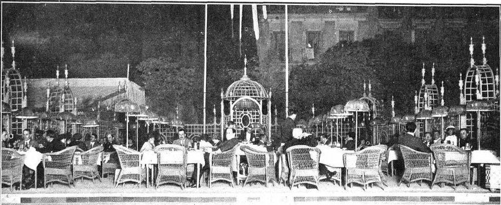 Restaurante del Saturno Park
