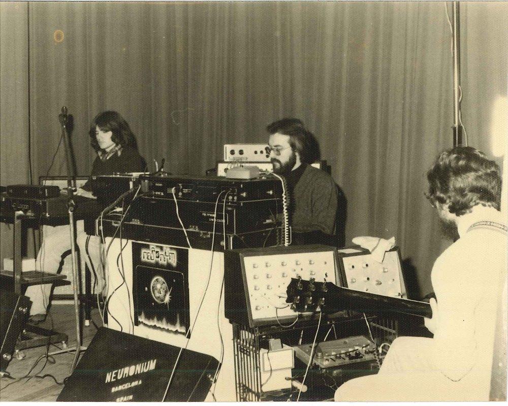 Neuronium en directo, finales de los setenta